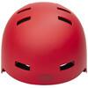 Bell Local Helmet mat red
